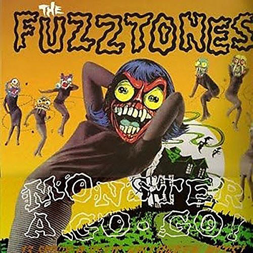 Alliance The Fuzztones - Monster A Go Go thumbnail