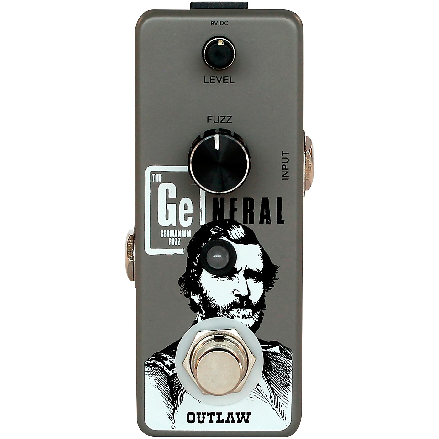 Outlaw Effects The General Germanium Fuzz Effects Pedal thumbnail