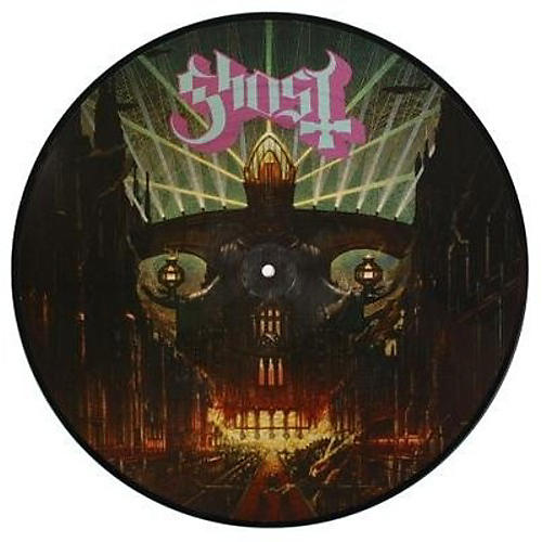 Alliance The Ghost - Meliora (Picture Disc) thumbnail