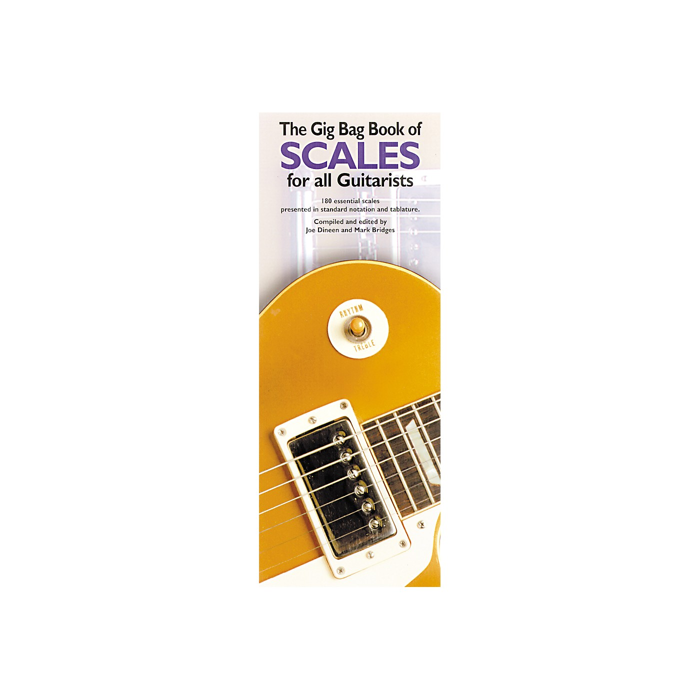 Music Sales The Gig Bag Of Scales for All Guitarists Book thumbnail