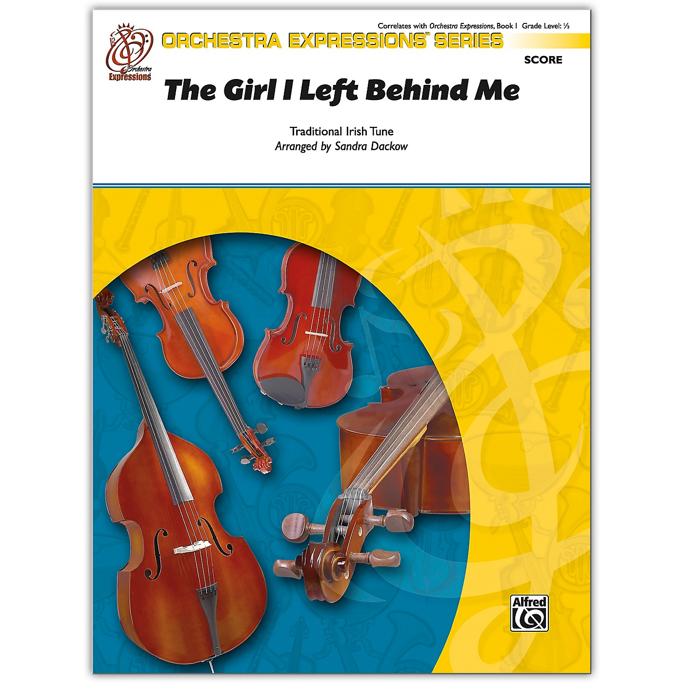 Alfred The Girl I Left Behind Me Conductor Score 0.5 thumbnail