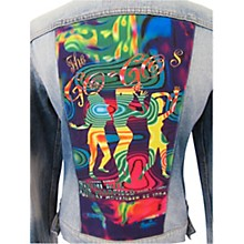 Dragonfly Clothing The Go-Go's - 80's Girls Party - Womens Denim Jacket