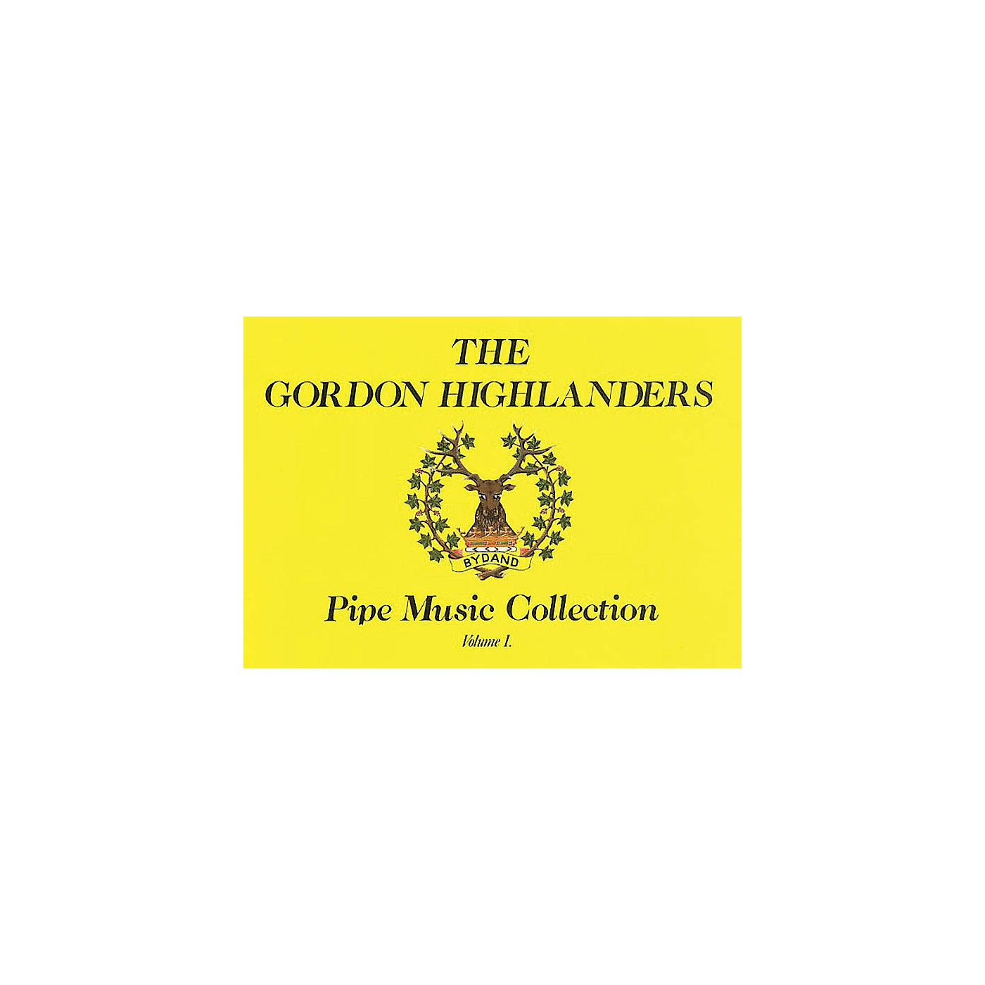 Music Sales The Gordon Highlanders Pipe Music Collection - Volume 1 Music Sales America Series thumbnail