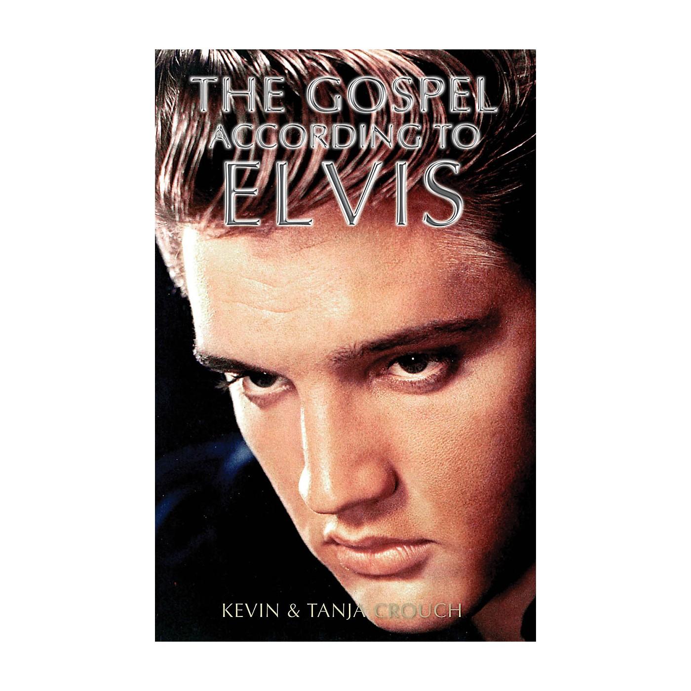 Bobcat Books The Gospel According to Elvis Omnibus Press Series Softcover thumbnail