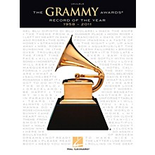 Hal Leonard The Grammy Awards Record of the Year 1958-2011 Ukulele Series Softcover Performed by Various