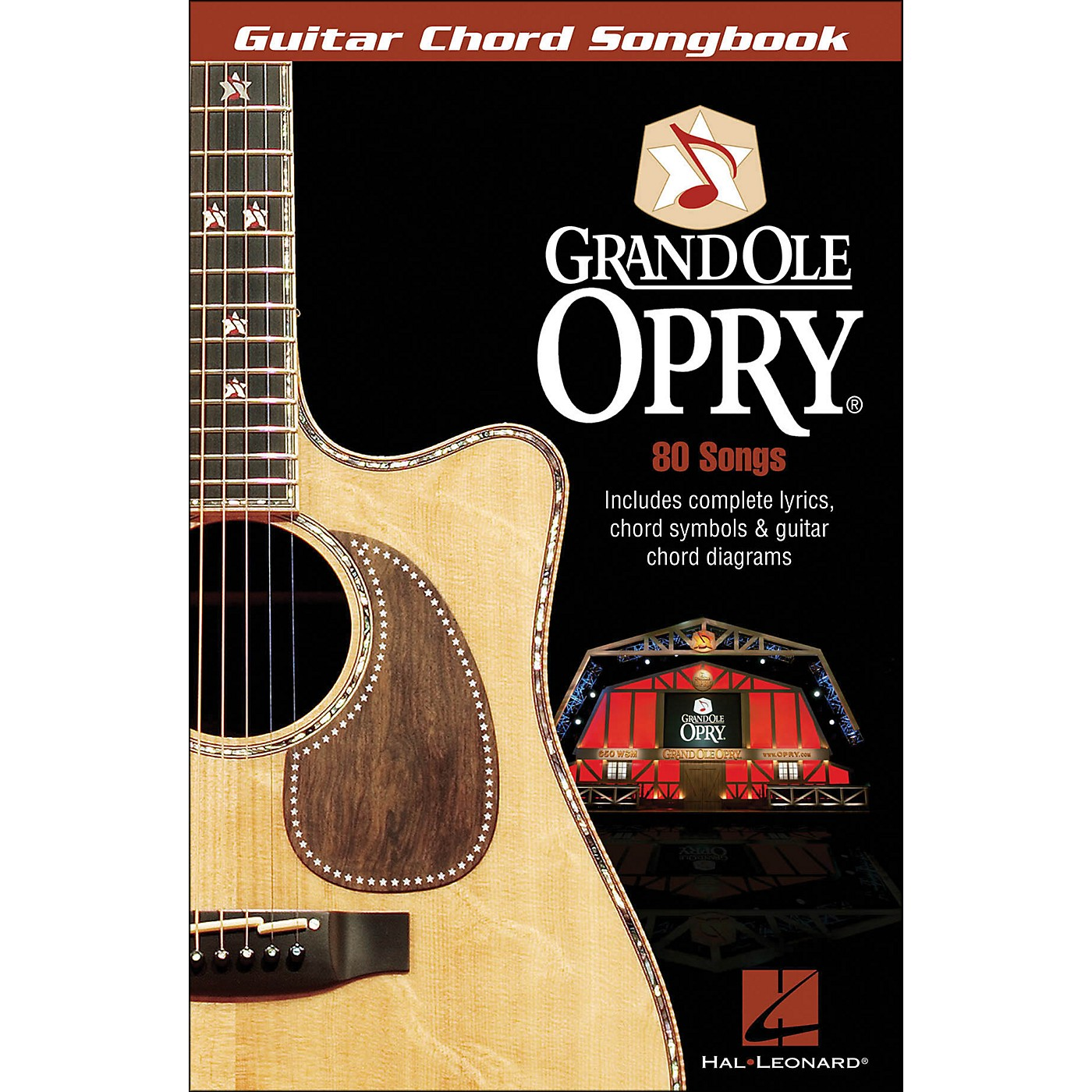 Hal Leonard The Grand Ole Opry Guitar Chord Songbook thumbnail