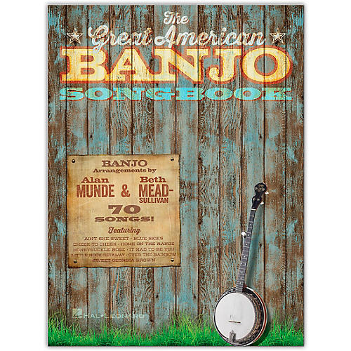 Hal Leonard The Great American Banjo Songbook thumbnail