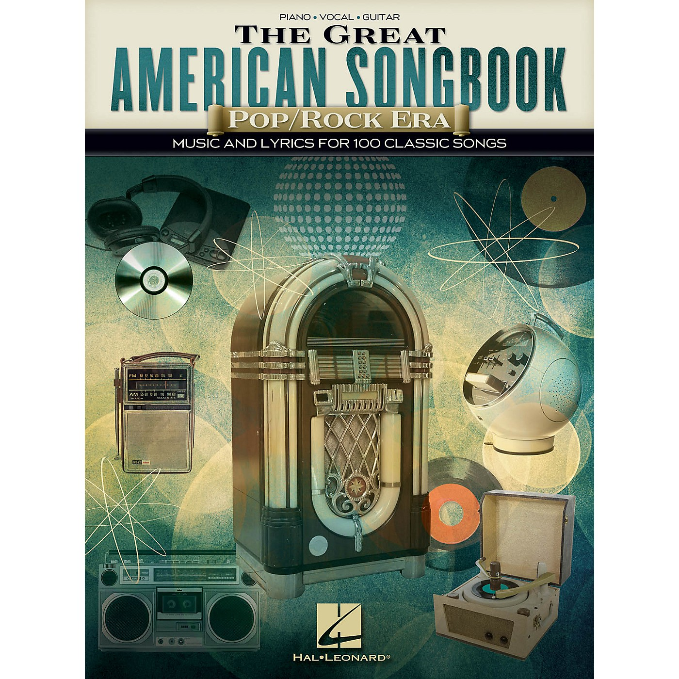 Hal Leonard The Great American Songbook - Pop/Rock Era Piano/Vocal/Guitar Songbook thumbnail