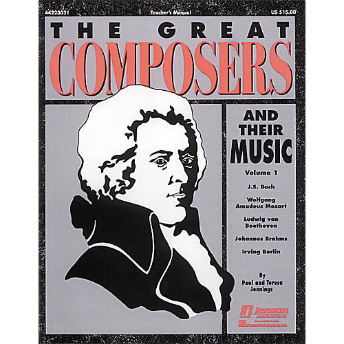 Hal Leonard The Great Composers and Their Music Vol. 1 Teacher's Edition thumbnail