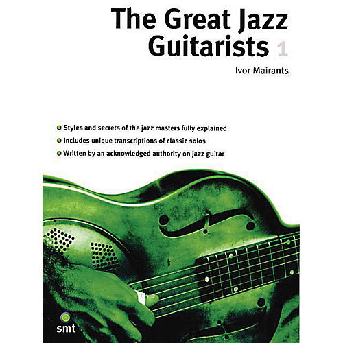 Music Sales The Great Jazz Guitarists - Part 1 Music Sales America Series Softcover Written by Ivor Mairants thumbnail