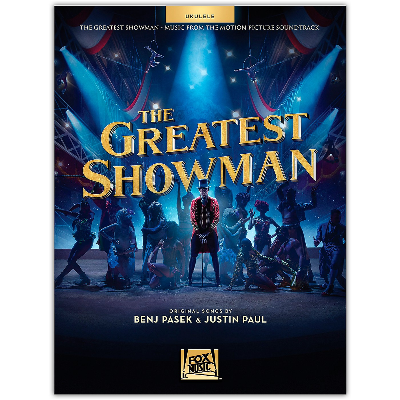 Hal Leonard The Greatest Showman - Music from the Motion Picture Soundtrack For Ukulele thumbnail