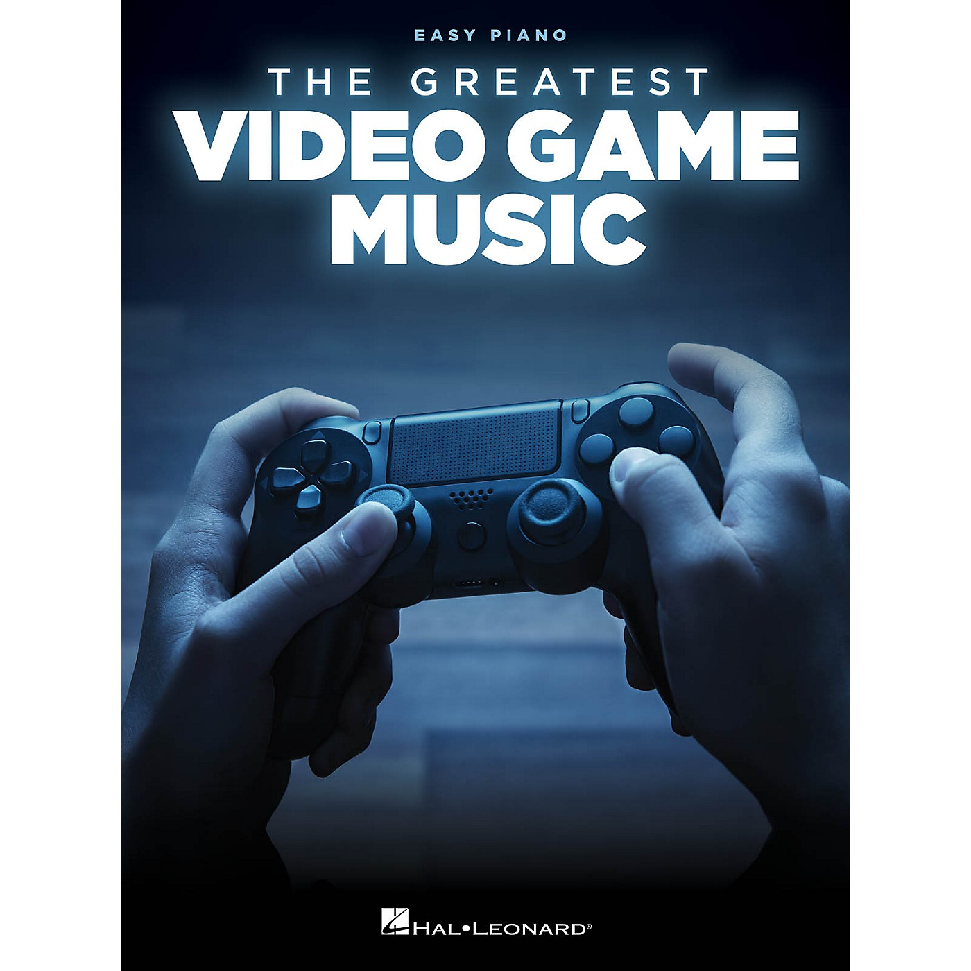 Hal Leonard The Greatest Video Game Music Easy Piano Songbook thumbnail