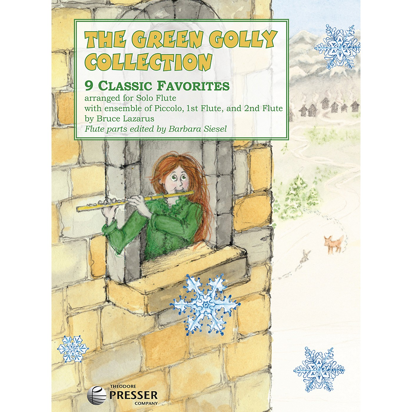 Carl Fischer The Green Golly Collection Book thumbnail