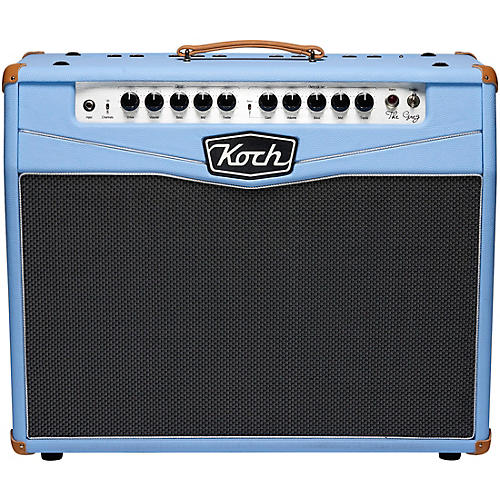 Koch The Greg Greg Koch Signature 50W 2x10 Tube Guitar Combo Amp thumbnail