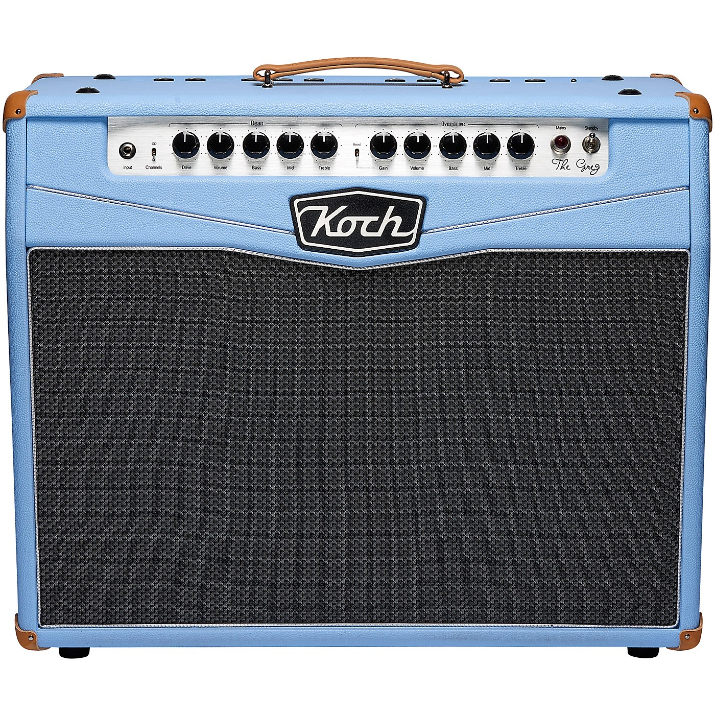 Koch The Greg Koch Signature 50W 2x10 Tube Guitar Combo Amp thumbnail