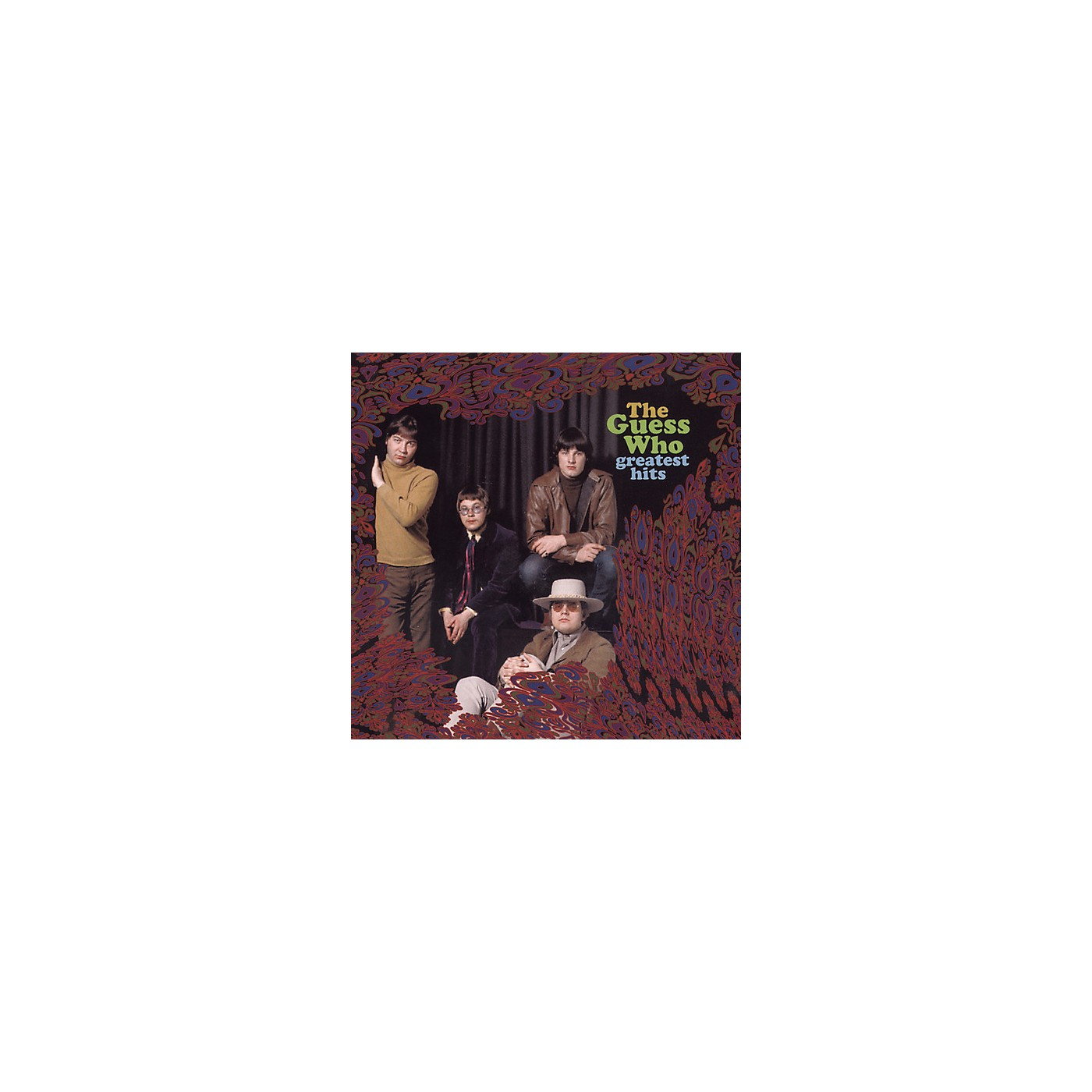 Alliance The Guess Who - Greatest Hits (CD) thumbnail