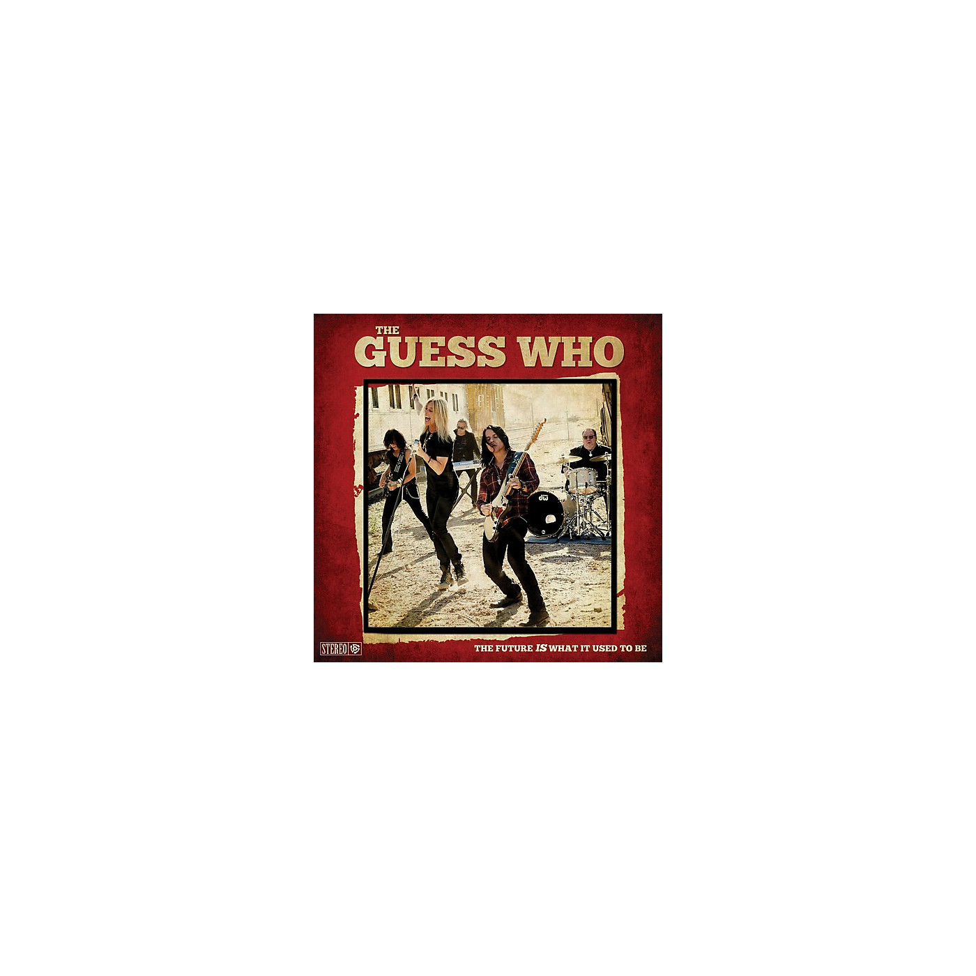 Alliance The Guess Who - The Future Is What It Used To Be thumbnail