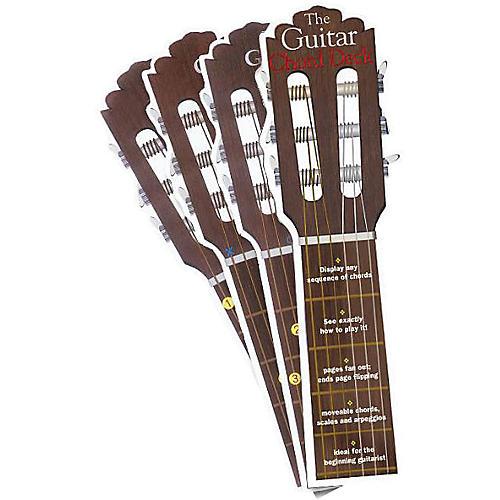 Music Sales The Guitar Chord Deck thumbnail