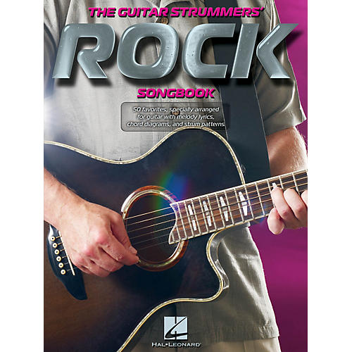 Hal Leonard The Guitar Strummers' Rock Songbook thumbnail