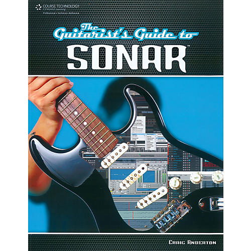 Course Technology PTR The Guitarist's Guide to Sonar Book-thumbnail