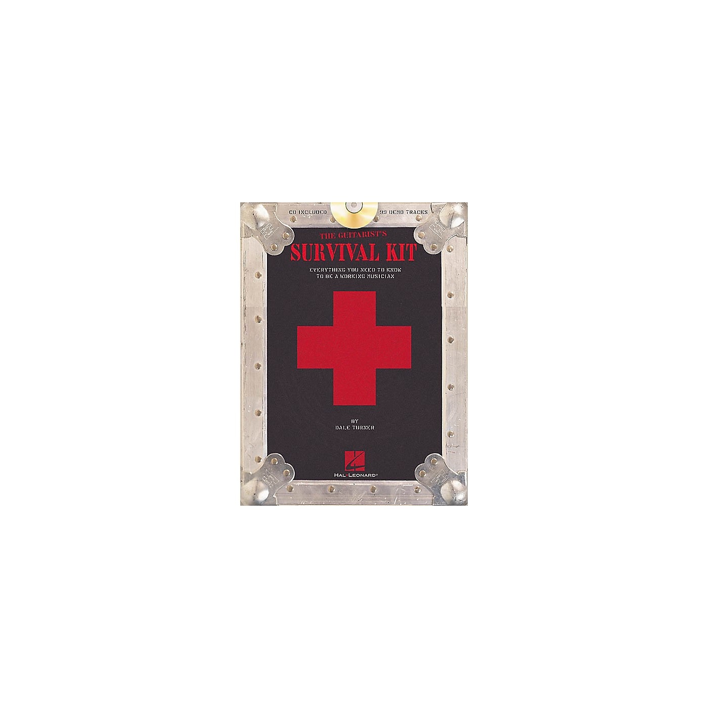 Hal Leonard The Guitarist's Survival Kit (Book/CD) thumbnail