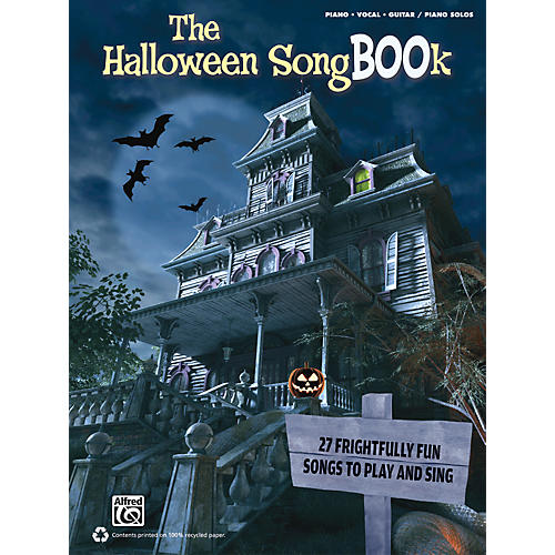 Alfred The Halloween SongBOOk PVC thumbnail