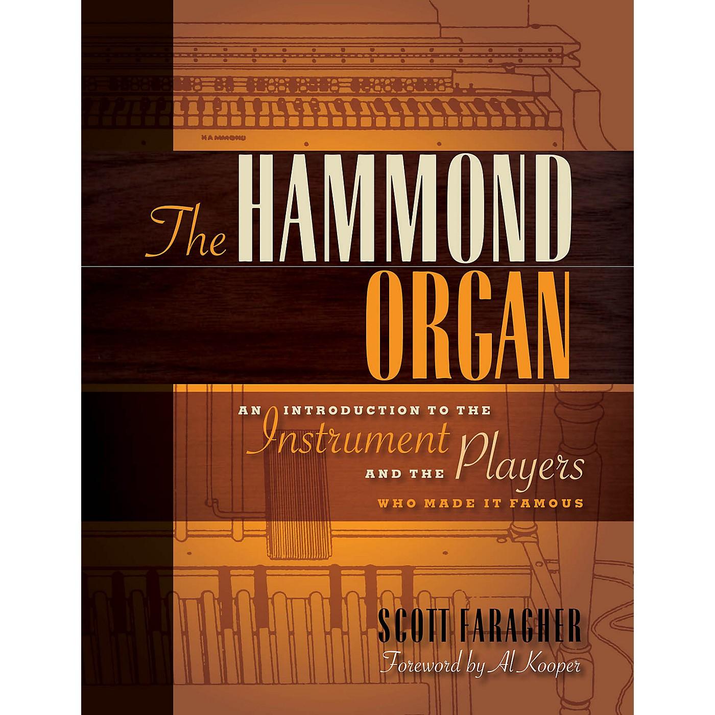 Hal Leonard The Hammond Organ Book Series Softcover Written by Scott Faragher thumbnail