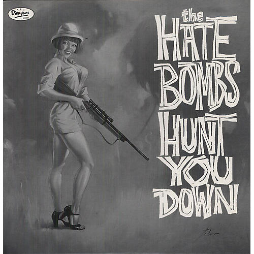 Alliance The Hate Bombs - Hunt You Down thumbnail