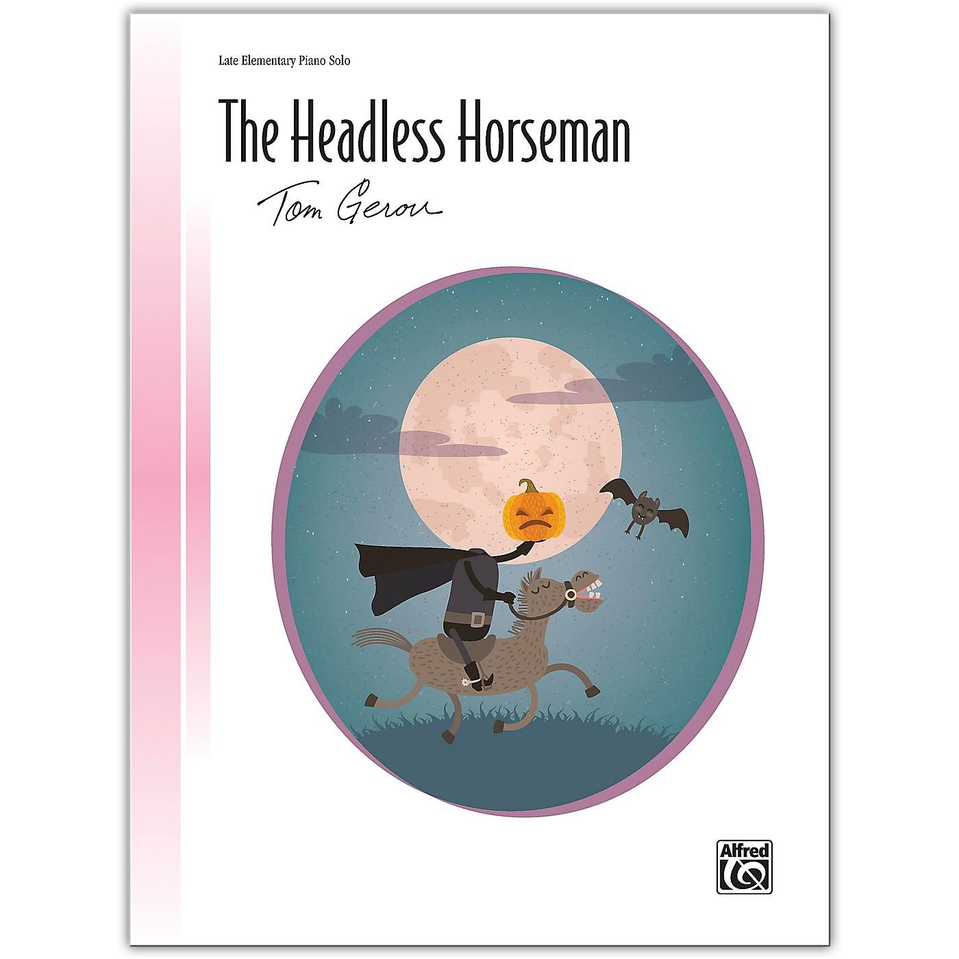 Alfred The Headless Horseman Late Elementary thumbnail