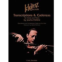 Carl Fischer The Heifetz Collection: Transcriptions & Cadenzas