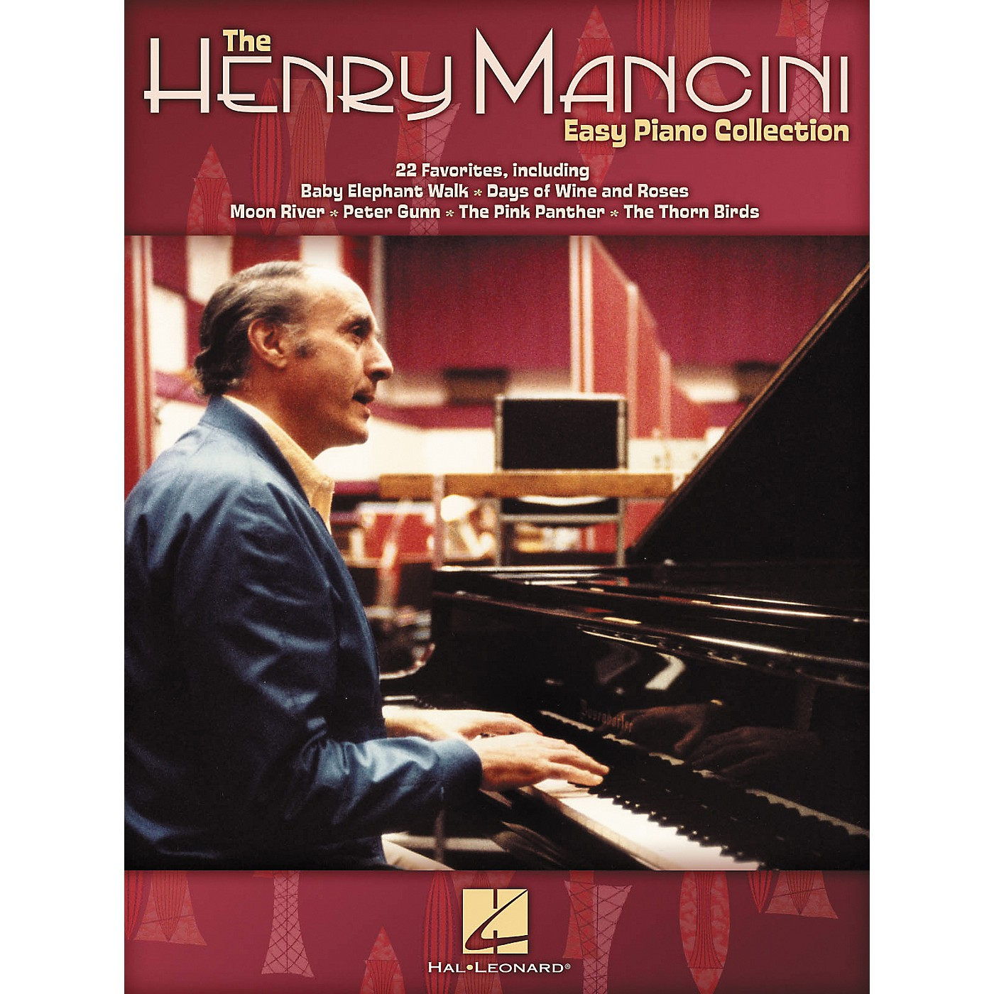 Hal Leonard The Henry Mancini Easy Piano Collection thumbnail