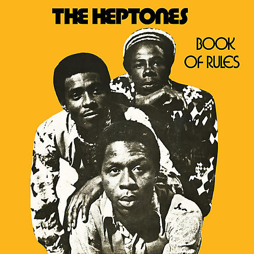 Alliance The Heptones - Book Of Rules thumbnail