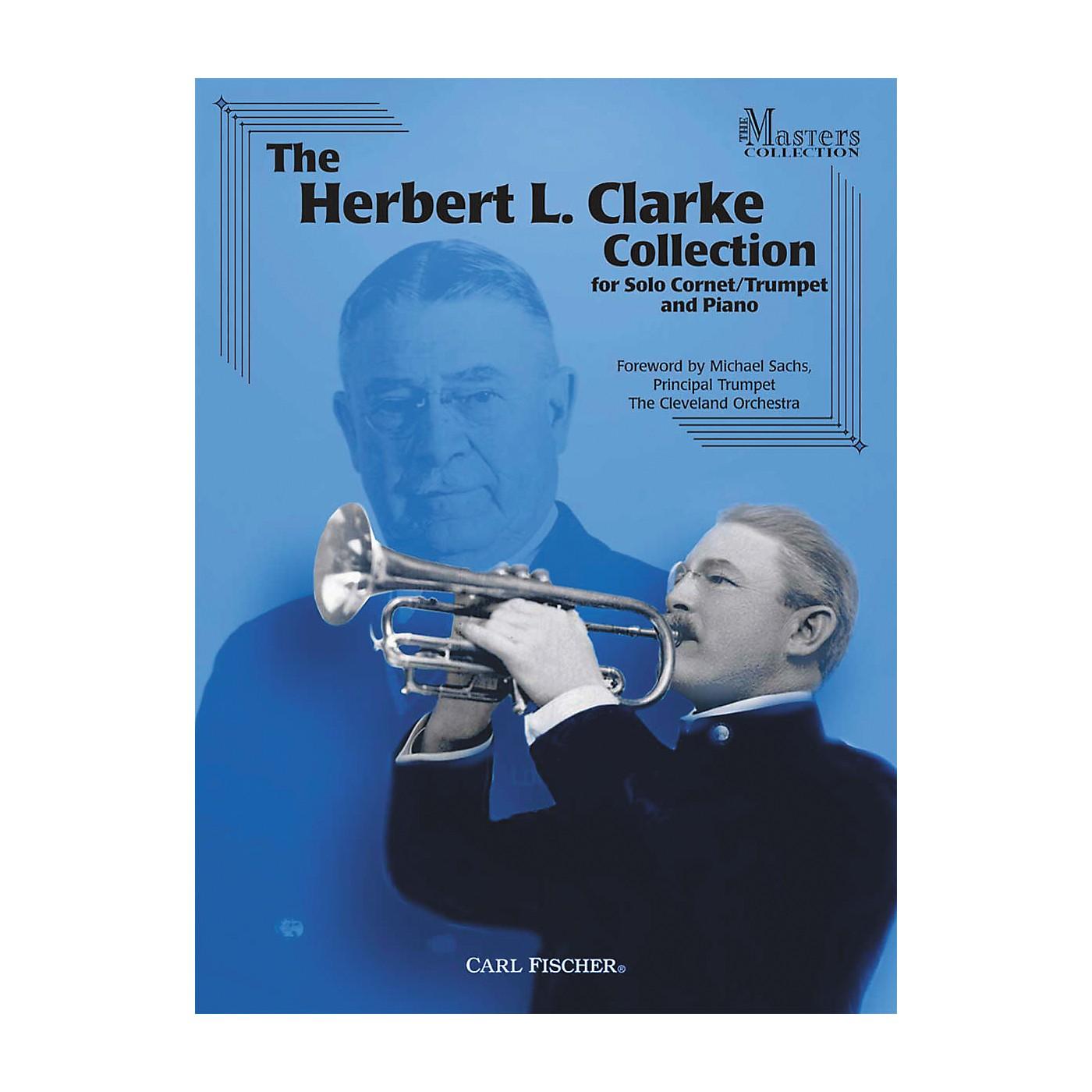 Carl Fischer The Herbert L. Clarke Collection thumbnail