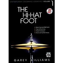 Alfred The Hi-Hat Foot Book & MP3 CD
