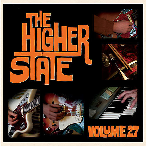 Alliance The Higher State - Volume 27 thumbnail