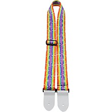 Perri's The Hippy Collection Polyester Guitar Straps