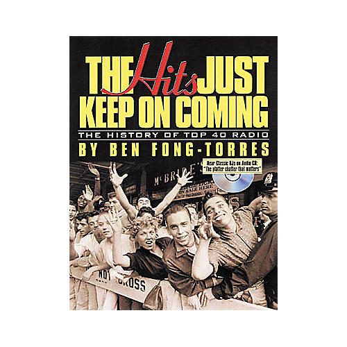 Backbeat Books The Hits Just Keep On Coming Book thumbnail