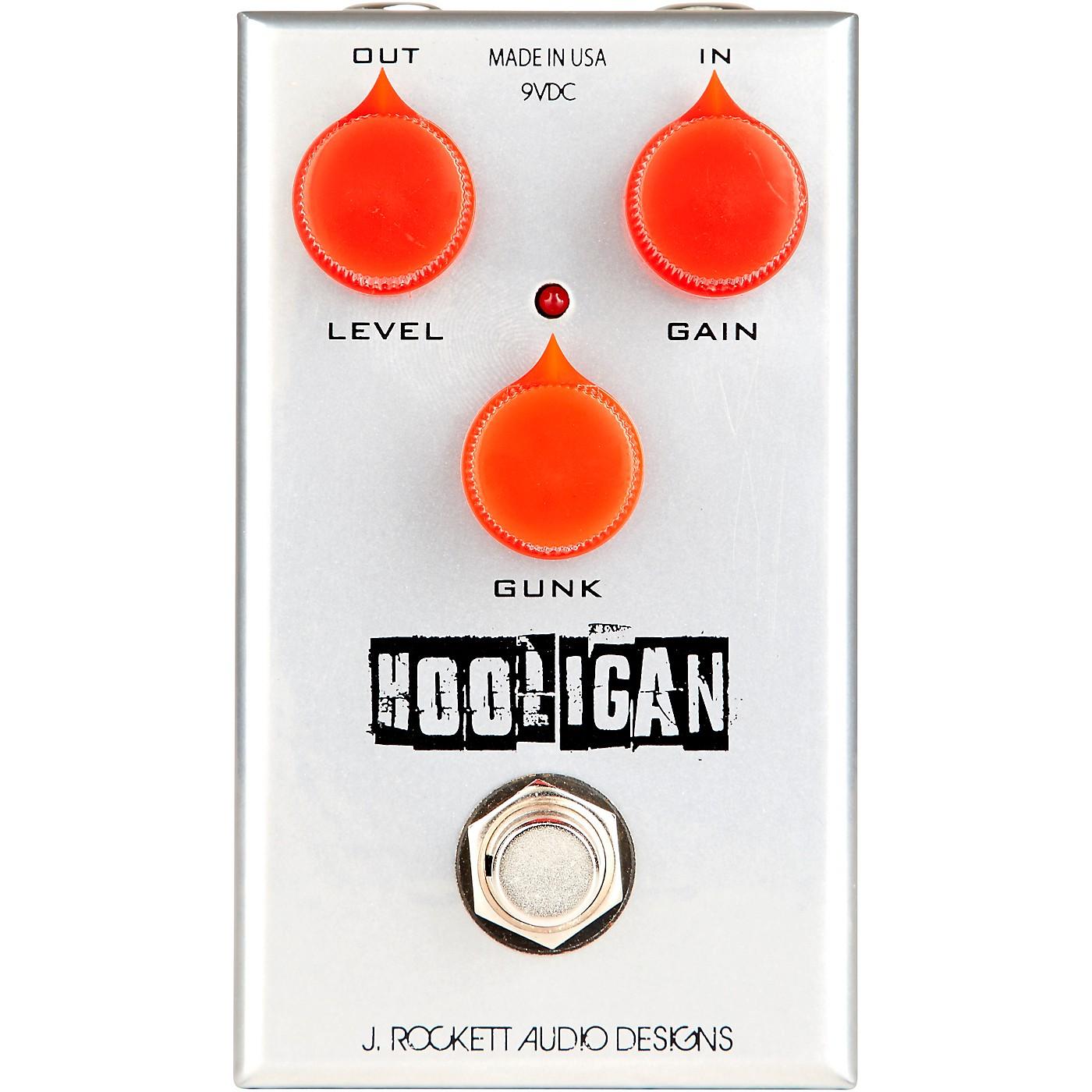Rockett Pedals The Hooligan Tour Series Fuzz Effects Pedal thumbnail