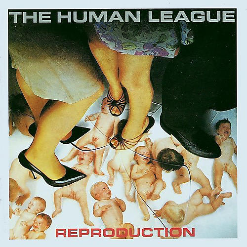 Alliance The Human League - Reproduction thumbnail