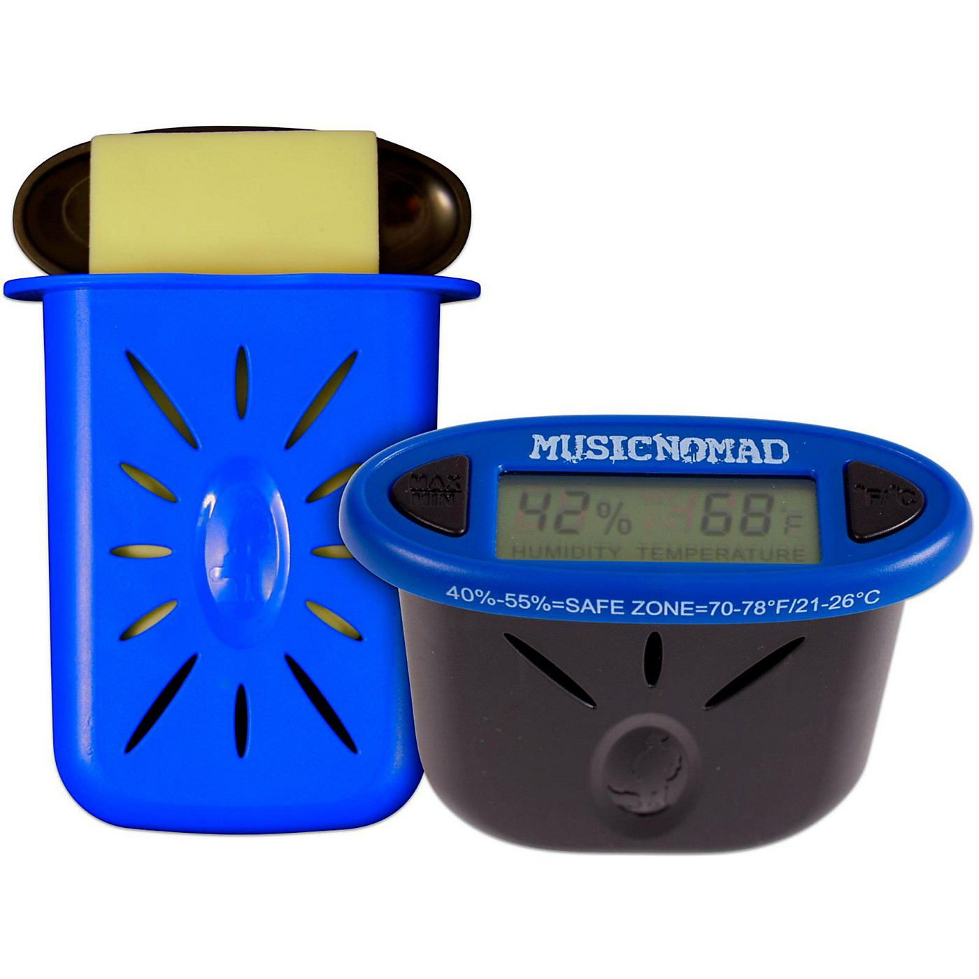MusicNomad The Humitar & HumiReader Acoustic Guitar Care Pack thumbnail