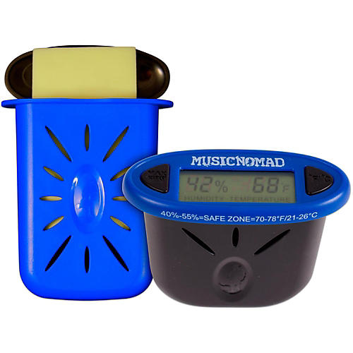 MusicNomad The Humitar & HumiReader Acoustic Guitar Care Pack thumbnail