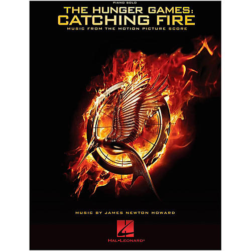 Hal Leonard The Hunger Games: Catching Fire - Music From The Motion Picture Score for Piano Solo thumbnail