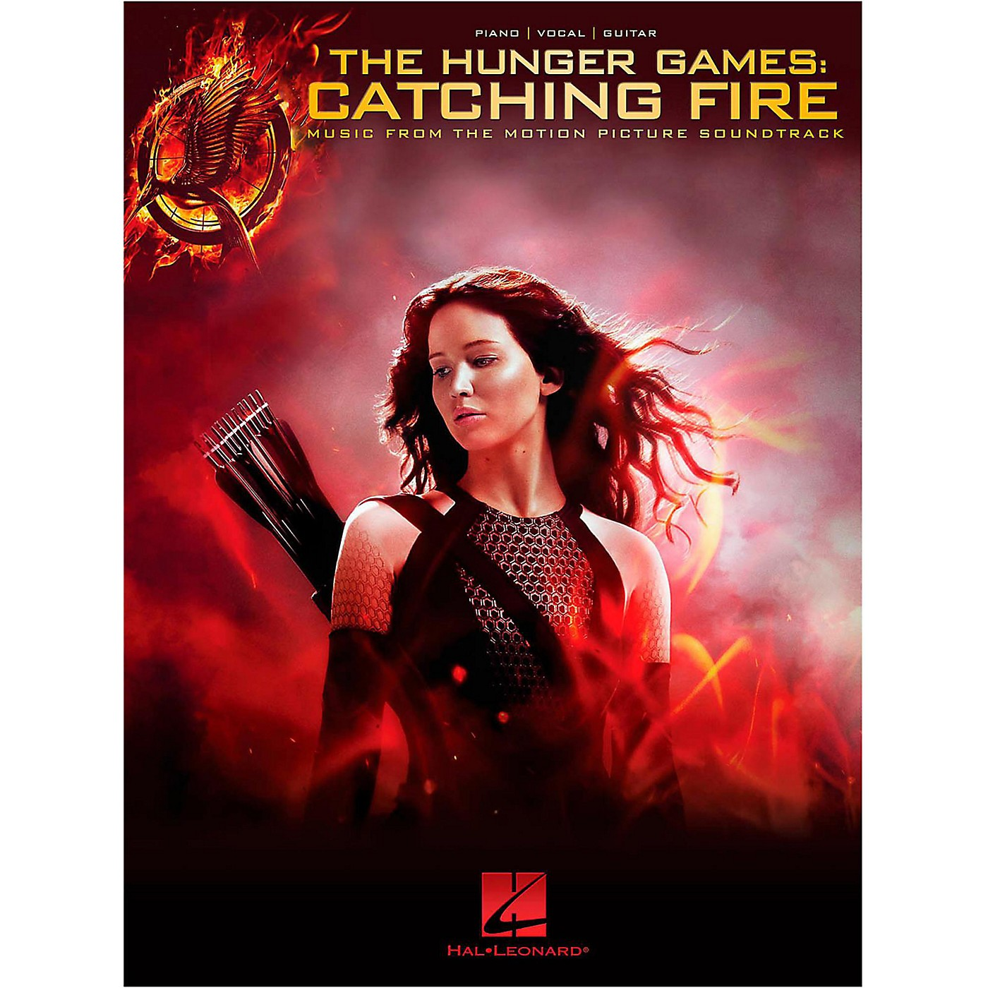 Hal Leonard The Hunger Games : Catching Fire - Music From The Motion Picture Soundtrack for Piano/Vocal/Guitar thumbnail