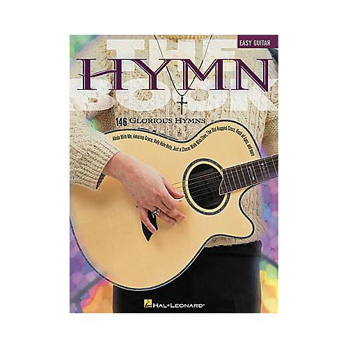 Hal Leonard The Hymn Easy Guitar Book thumbnail