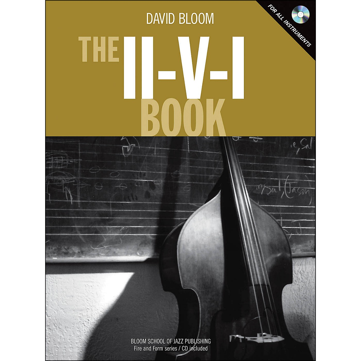 Hal Leonard The II-V-I Book (Book/CD) for All Instruments thumbnail