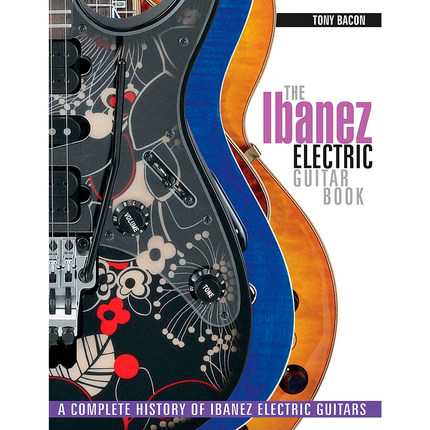 Backbeat Books The Ibanez Electric Guitar Book - A Complete History Of Ibanez Electric Guitars thumbnail