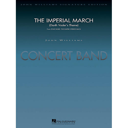 Hal Leonard The Imperial March (Darth Vader's Theme) Concert Band Level 5 Arranged by Stephen Bulla thumbnail