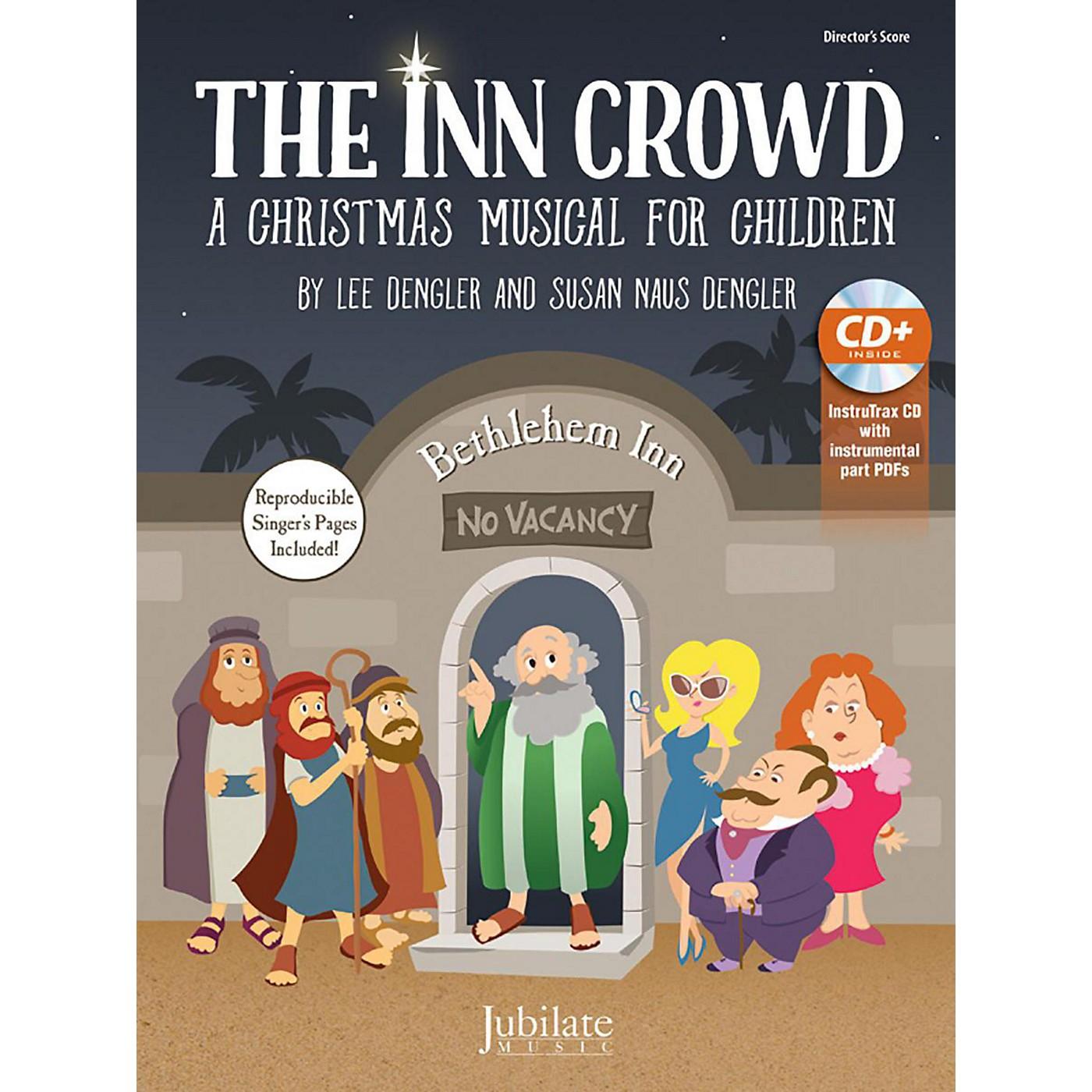 Alfred The Inn Crowd Director's Kit Score & InstruTrax CD thumbnail