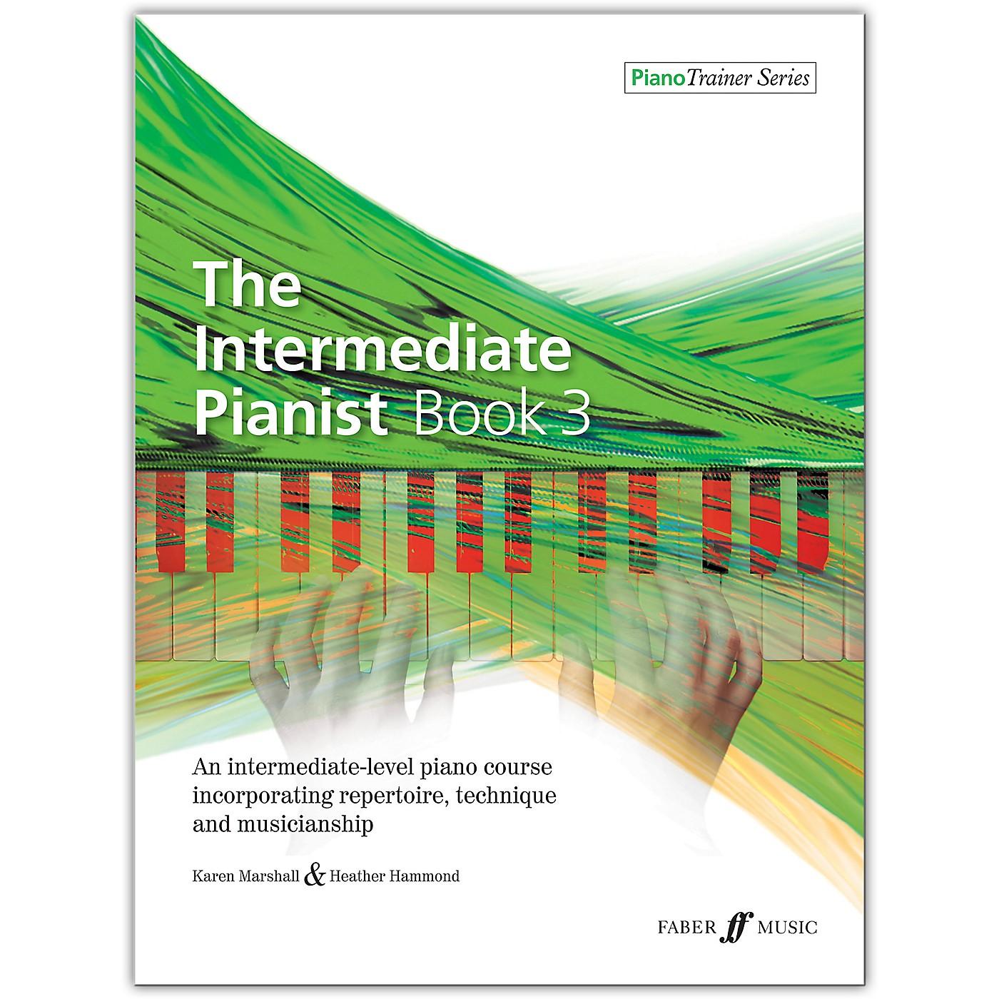 Faber Music LTD The Intermediate Pianist, Book 3 thumbnail