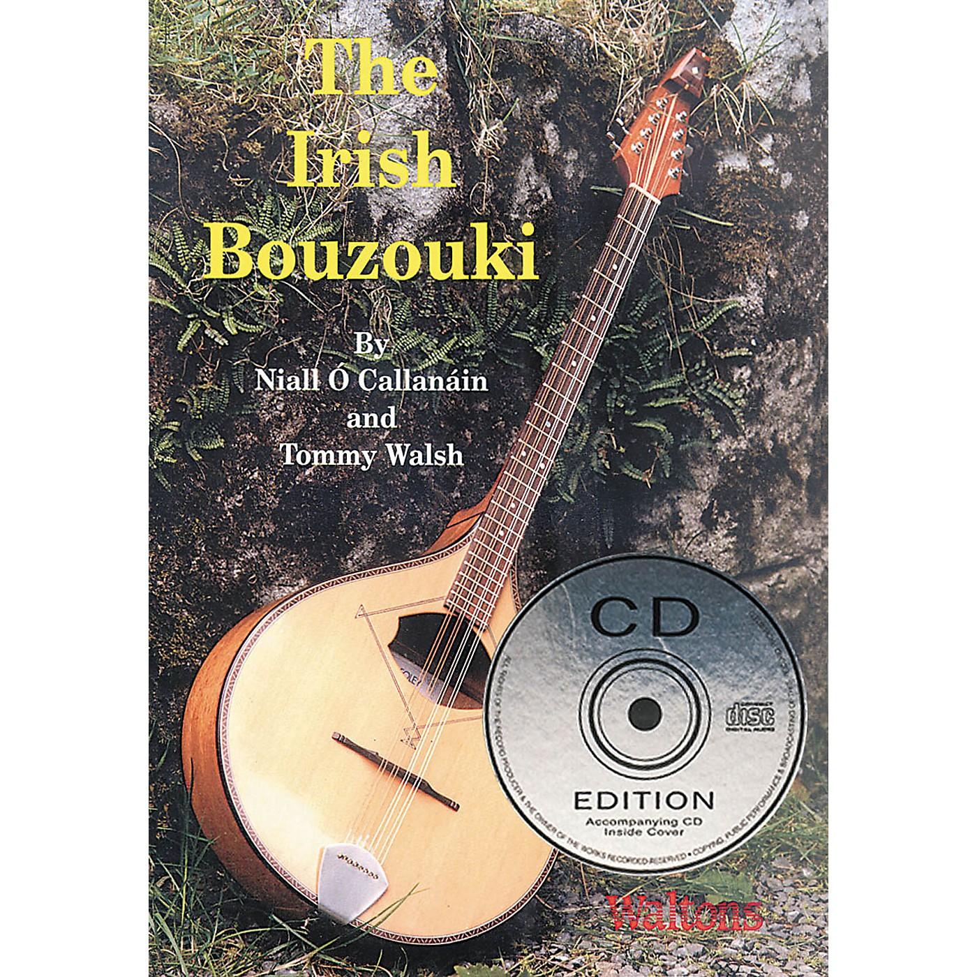 Waltons The Irish Bouzouki Waltons Irish Music Books Series Written by Niall O'Callanáin thumbnail
